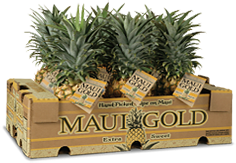 Maui Gold Pineapples