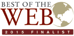 Best of Web 2015 Finalist