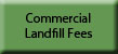 Commercial Landfill Fees