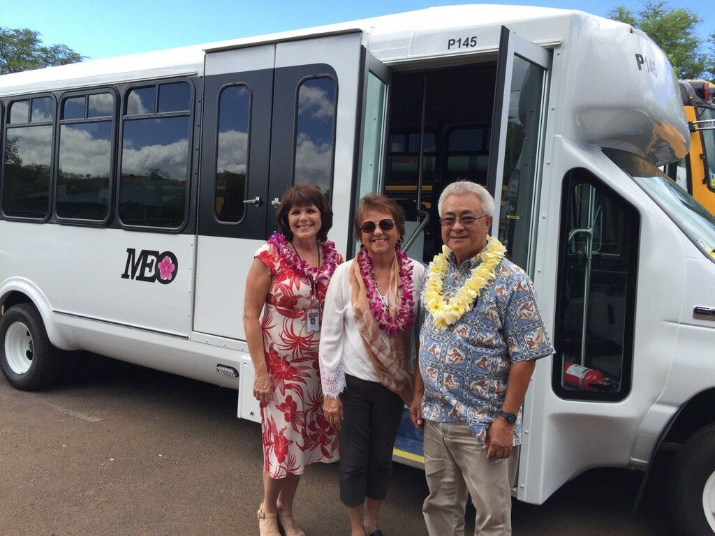 MEO Molokai Bus Project 3