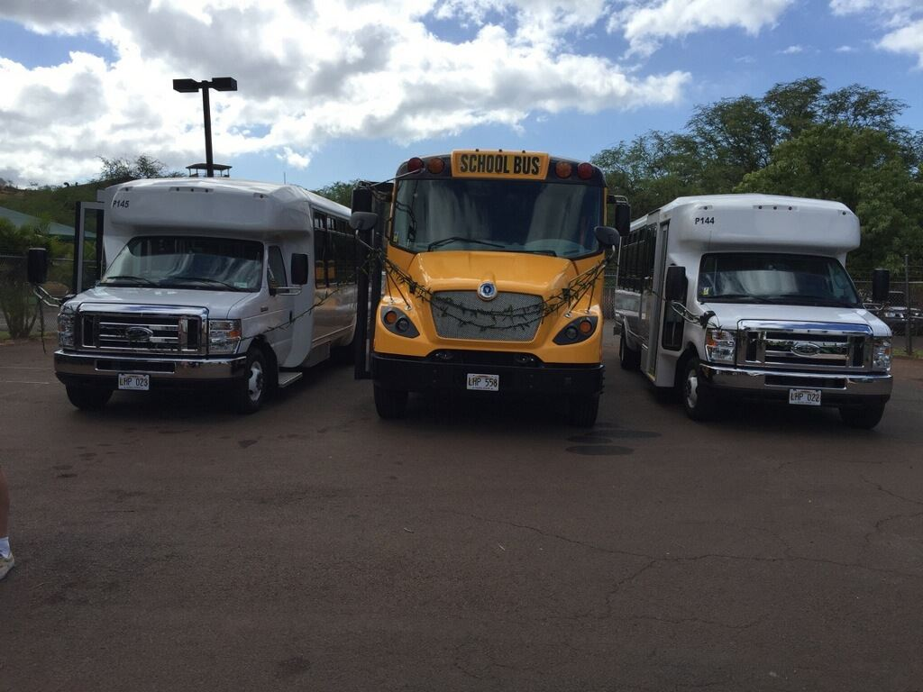 MEO Molokai Bus Project 4