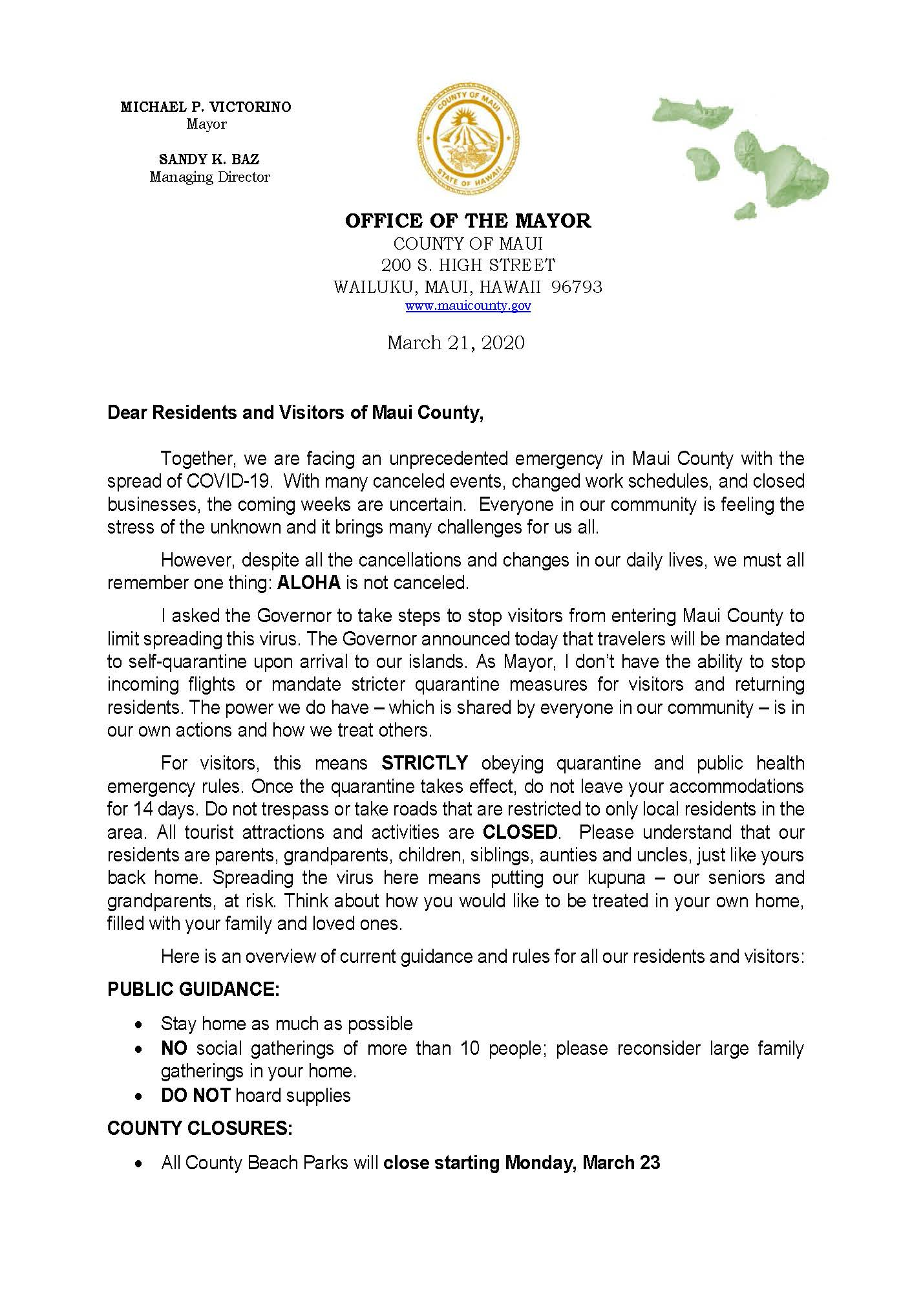 Dear Residents and Visitors of Maui County 3.20.20_Page_1