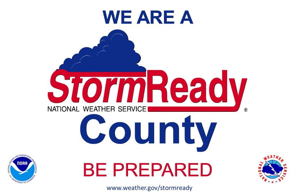 NOAA StormReady Logo