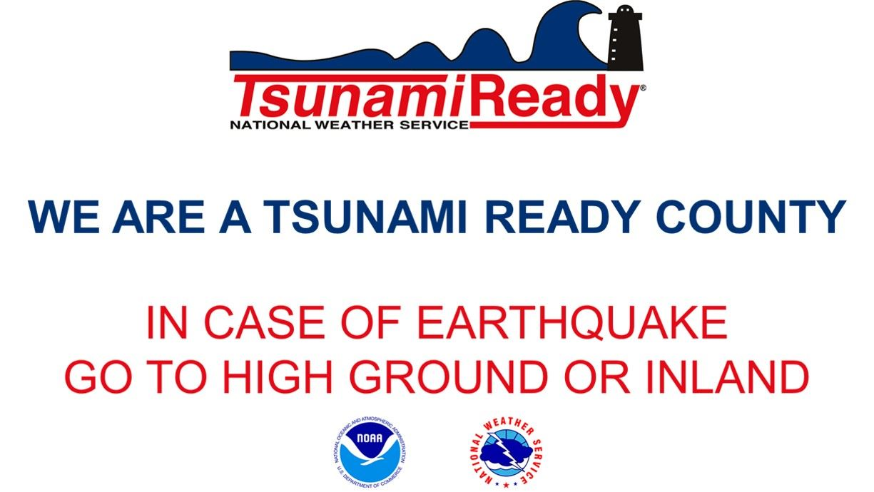 NOAA TsunamiReady Logo