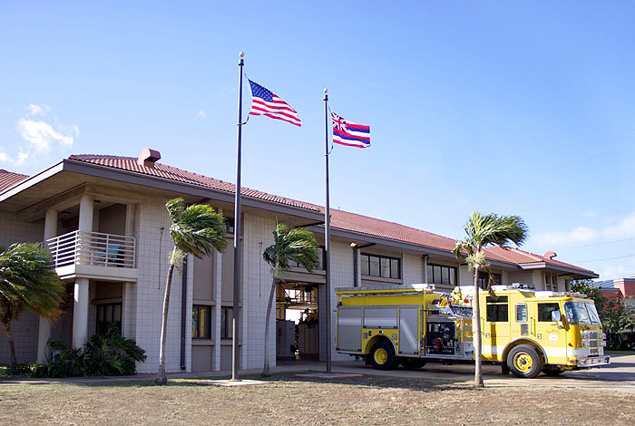 Kahului Fire Station