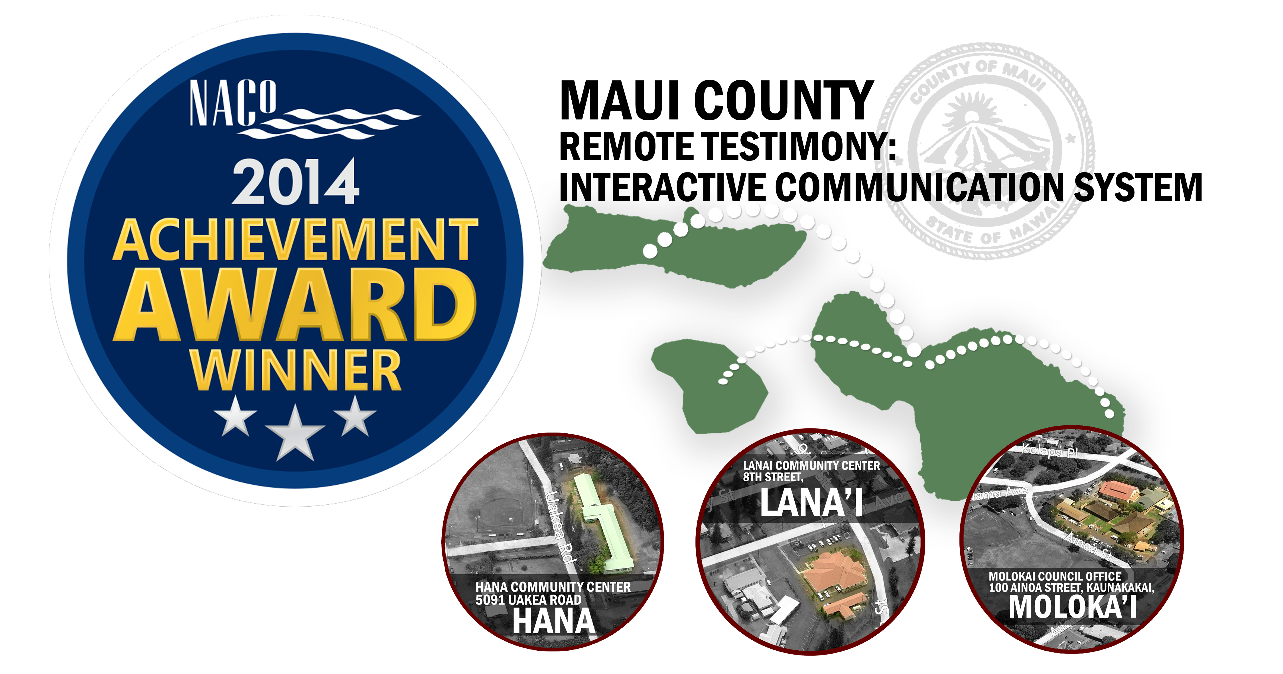 NACo Achievement Award