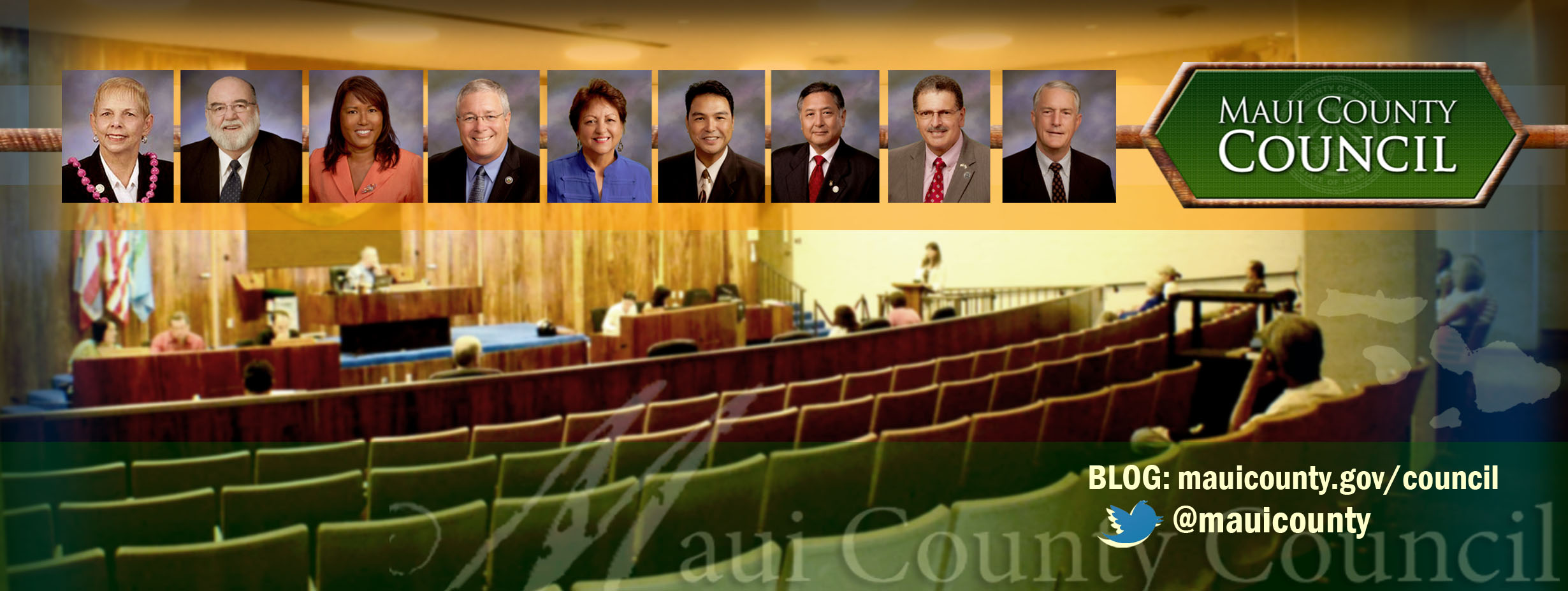 Maui County Council Facebook Header