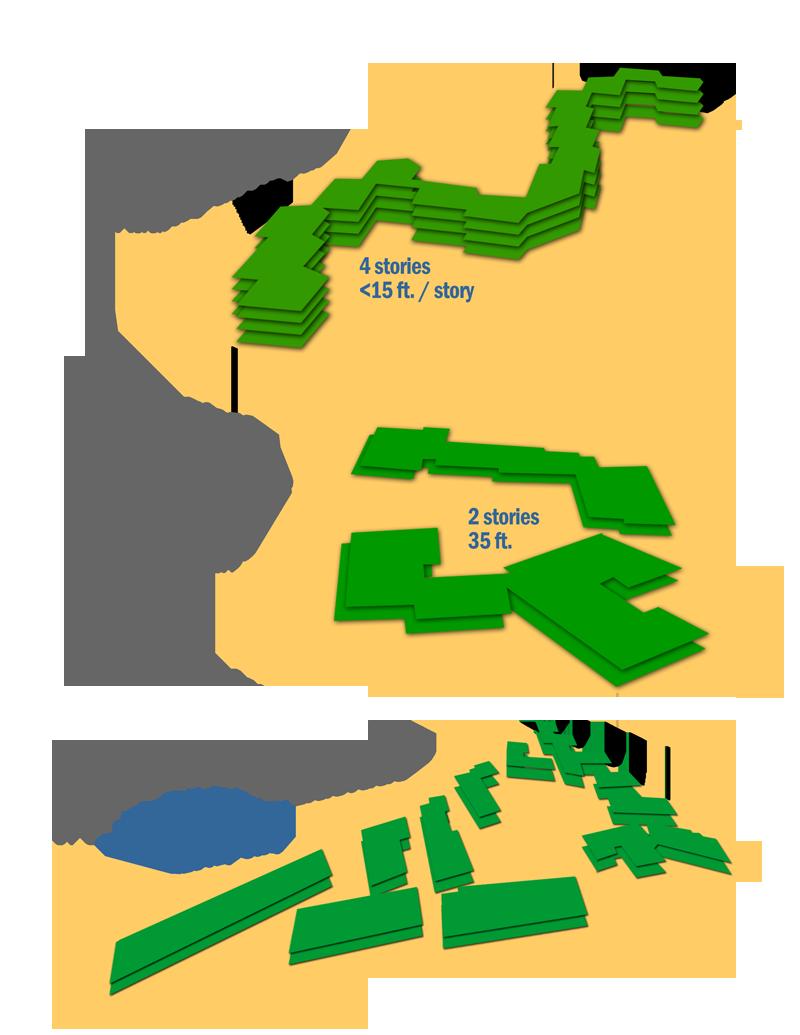 Kaanapali building height