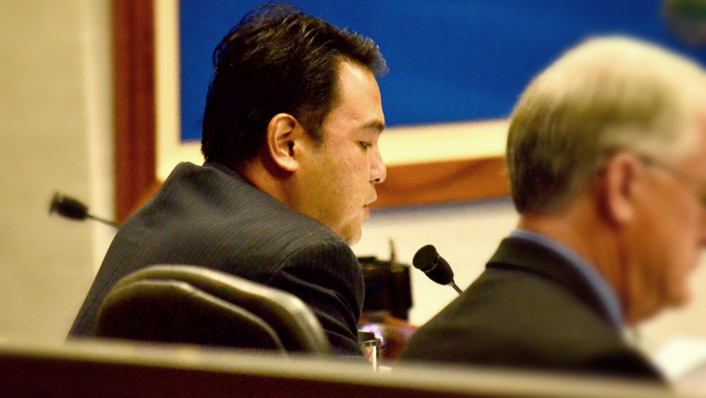 Councilmember Don Guzman
