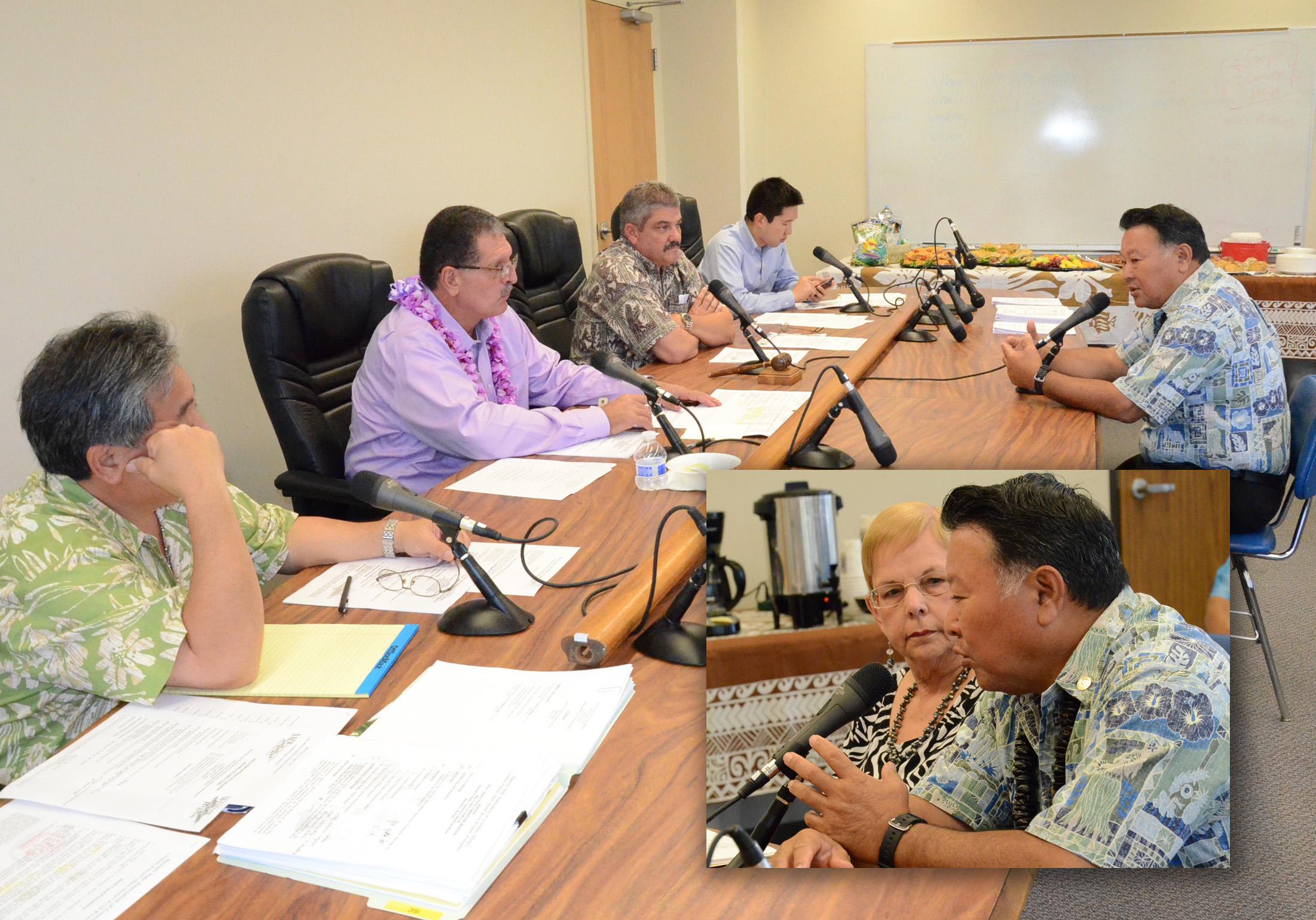 HSAC meeting