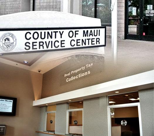 County Service Center