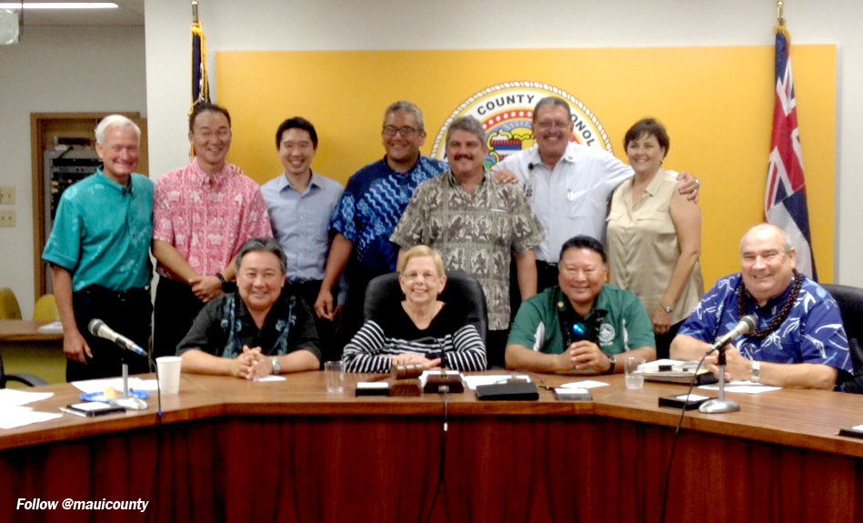 County leaders