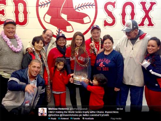 Family photo from Melissa Victorino