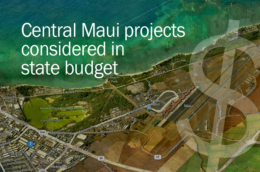 Central Maui projects considered