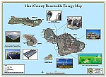 Maui County Renewable Energy Map