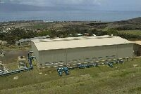 Lahaina Water Treatment Facility